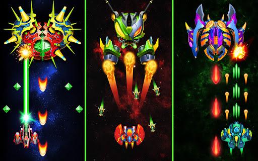 Galaxy Invaders: Alien Shooter -Free shooting game 8 تصوير الشاشة