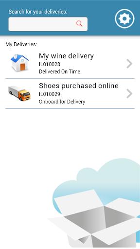 IFS SmartFreight Tracker screenshot 1