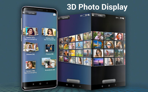 Photo Gallery 3D & HD screenshot 9