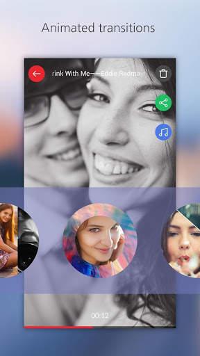 Music Video Maker: Slideshow screenshot 5