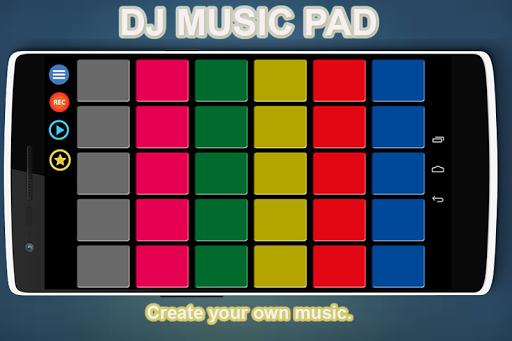 DJ Music Pad 1 تصوير الشاشة