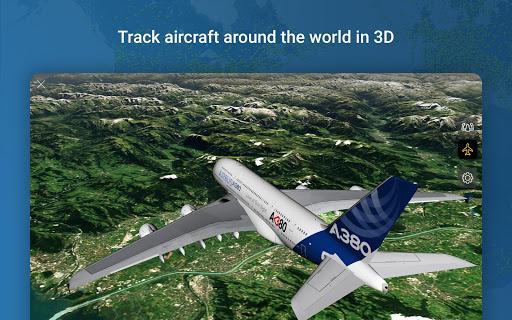 Flightradar24 Flight Tracker 14 تصوير الشاشة