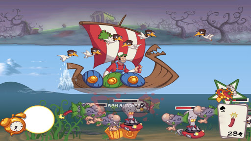 Super Dynamite Fishing Premium screenshot 10