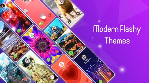 Color Phone - Call Screen Theme Caller ID & Dialer 1 تصوير الشاشة