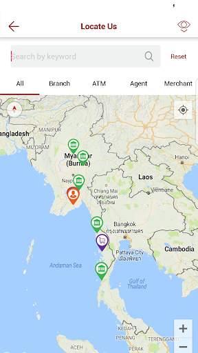 MAB Mobile Banking screenshot 7