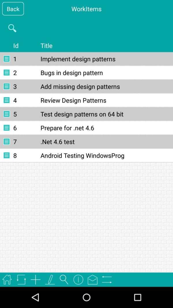 TFSProg - TFS Client screenshot 3