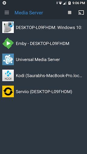 All Screen Video Cast Chromecast,DLNA,Roku,FireTV screenshot 6