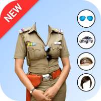 Women Police Photo Suit Editor on 9Apps