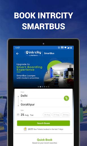 IRCTC Ticket, Train Status, Railway App: RailYatri screenshot 10