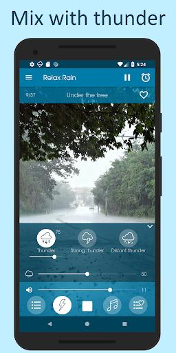 الاصوات من المطر 3 تصوير الشاشة