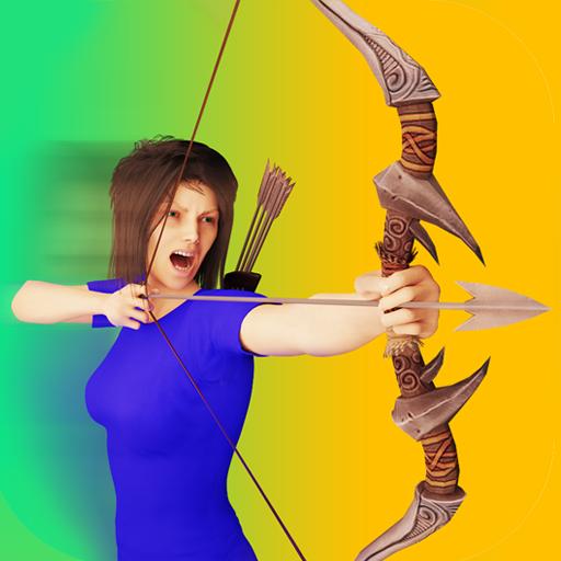 Archer Hero 3D icon