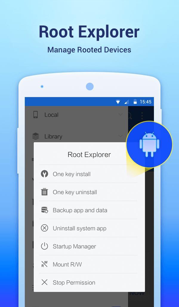 ES File Explorer File Manager screenshot 7