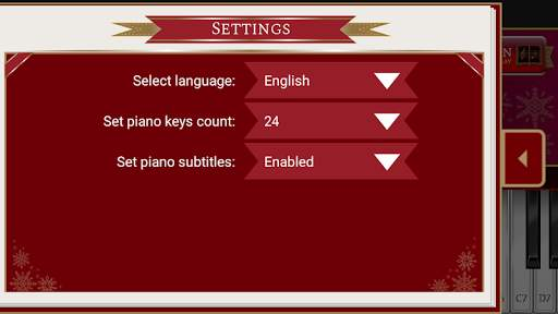 Best Piano Lessons Christmas screenshot 8