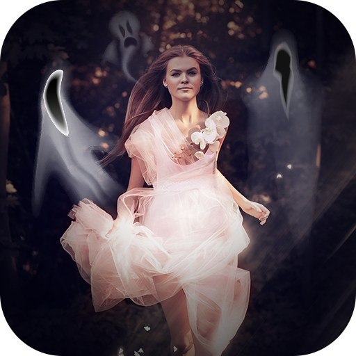 Ghost In Photo Editor Prank icon