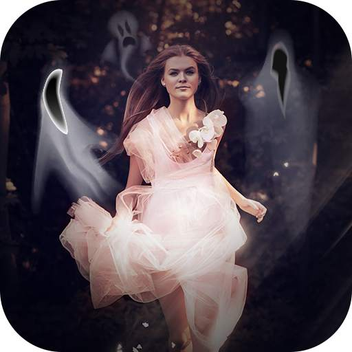 Ghost In Photo Editor Prank