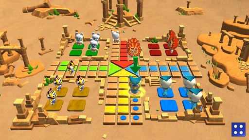 Ludo 3D Multiplayer screenshot 4