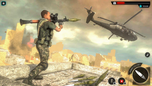 Cover Strike Fire Shooter: Action Shooting Game 3D screenshot 13