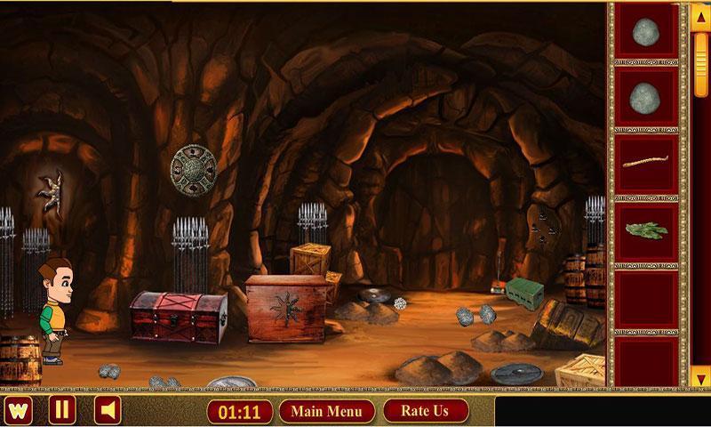 25 New Escape Games in 1 3 تصوير الشاشة