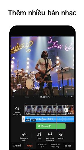 VivaVideo: Chỉnh Sửa Video screenshot 7