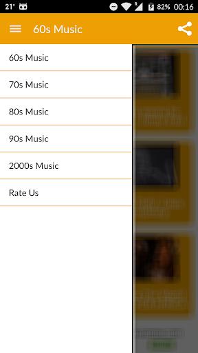 60s 70s 80s 90s 2000s Music screenshot 4