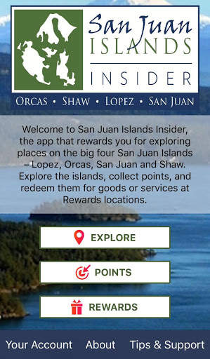 San Juan Islands Insider screenshot 1