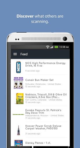 ScanLife Barcode & QR Reader 4 تصوير الشاشة