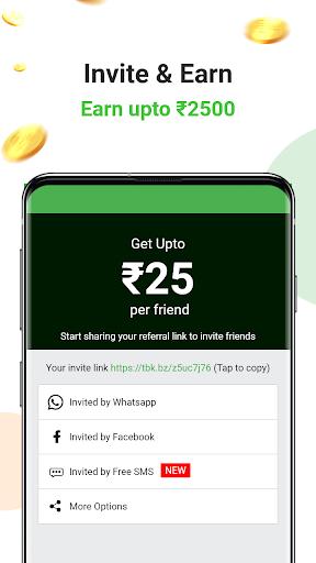 Earn free paytm cash daily | Free recharge 4 تصوير الشاشة