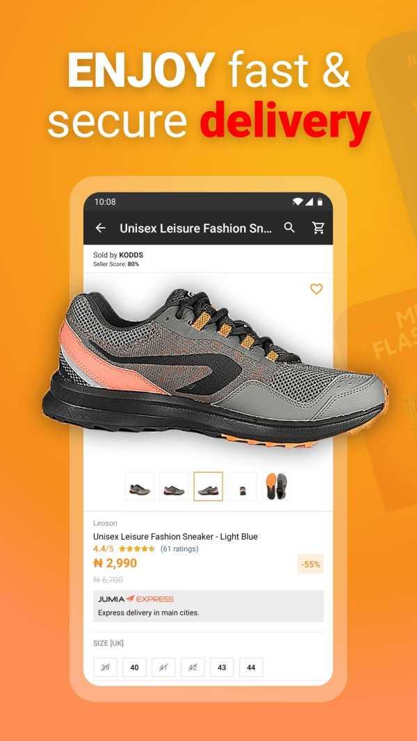 JUMIA Online Shopping 5 تصوير الشاشة