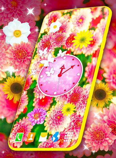 HD Summer Live Wallpaper 🌻 Flowers 4K Wallpapers screenshot 3