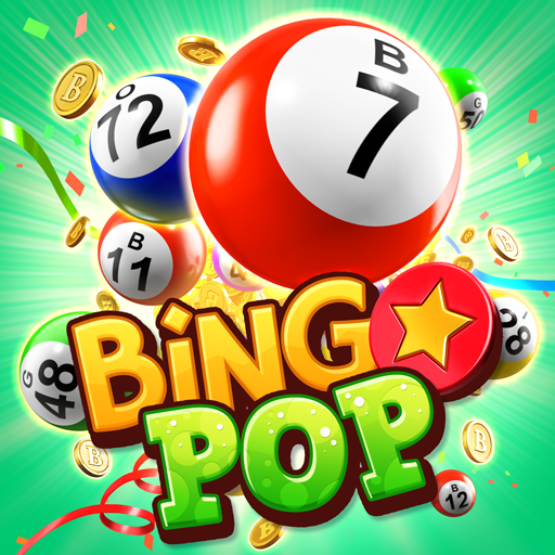 Bingo Pop - Live Multiplayer Bingo Games for Free أيقونة