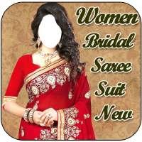 Women Bridal Saree Suit New on APKTom