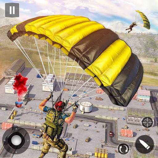 FPS Encounter Shooting 2021: New Shooting Games