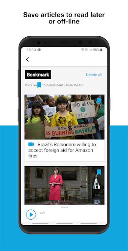 FRANCE 24 - Live international news 24/7 screenshot 4