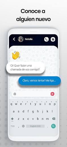 JAUMO Dating Chat – Bate-papo. Paquera. Namoro screenshot 6