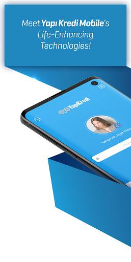 Yapı Kredi Mobile 1 تصوير الشاشة