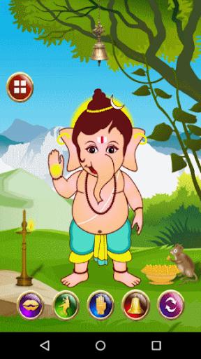 Dancing Ganesha 2 تصوير الشاشة
