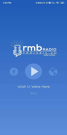 RMB Radio 1 تصوير الشاشة
