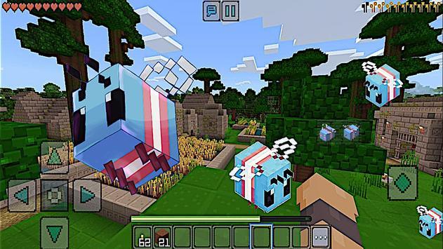 Block Craft : Exploration 2020 8 تصوير الشاشة