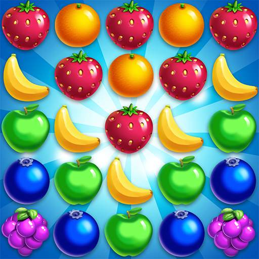 Fruits Mania : Elly's travel