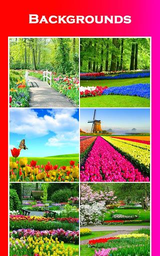 Garden Photo Editor-Photo Frames screenshot 16