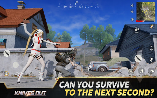 Knives Out-No rules, just fight! screenshot 9