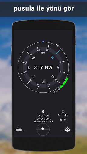 GPS uydu - canlı Dünya haritalar & ses navigasyon screenshot 6