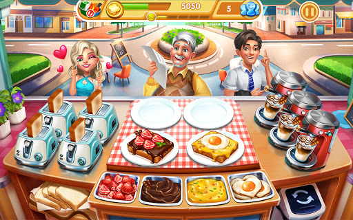 Cooking City: chef, restaurant & cooking games 15 تصوير الشاشة