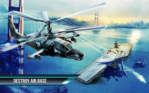 Army Gunship Helicopter Games 3D: Joycity Battle screenshot 6