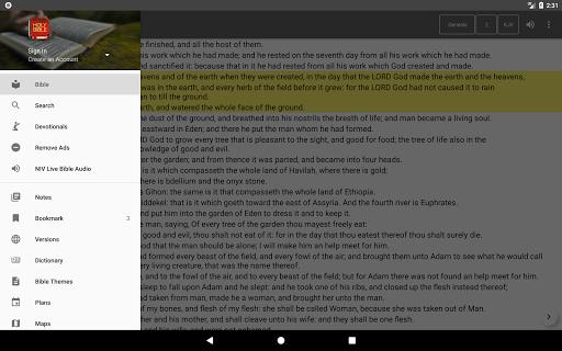 Bible Offline App Free   Audio, KJV, Daily Verse скриншот 17