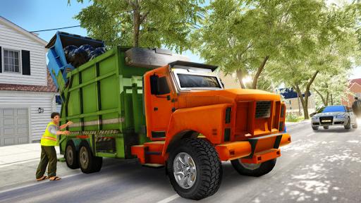 Garbage Truck Driving Simulator - Truck Games 2020 screenshot 3