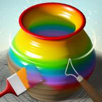 Pottery Master– Relaxing Ceramic Art on 9Apps