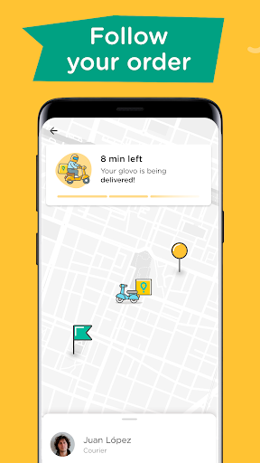Glovo: Order Anything. Food Delivery and Much More screenshot 5