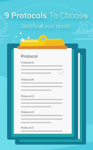 X-VPN - Free Private VPN Proxy screenshot 2