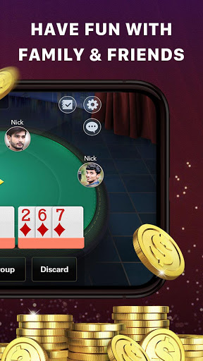 JoyPlus Rummy India screenshot 5